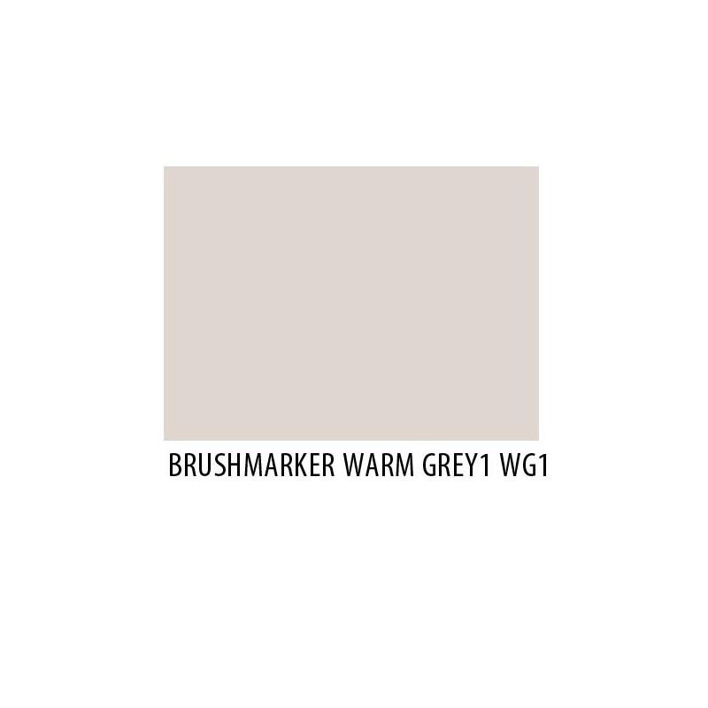 Brushmarker Warm Grey 1 WG1