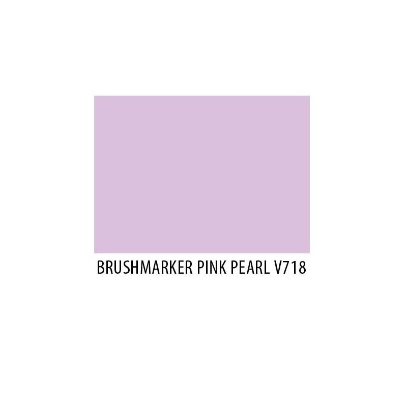 Brushmarker Pink Pearl V718