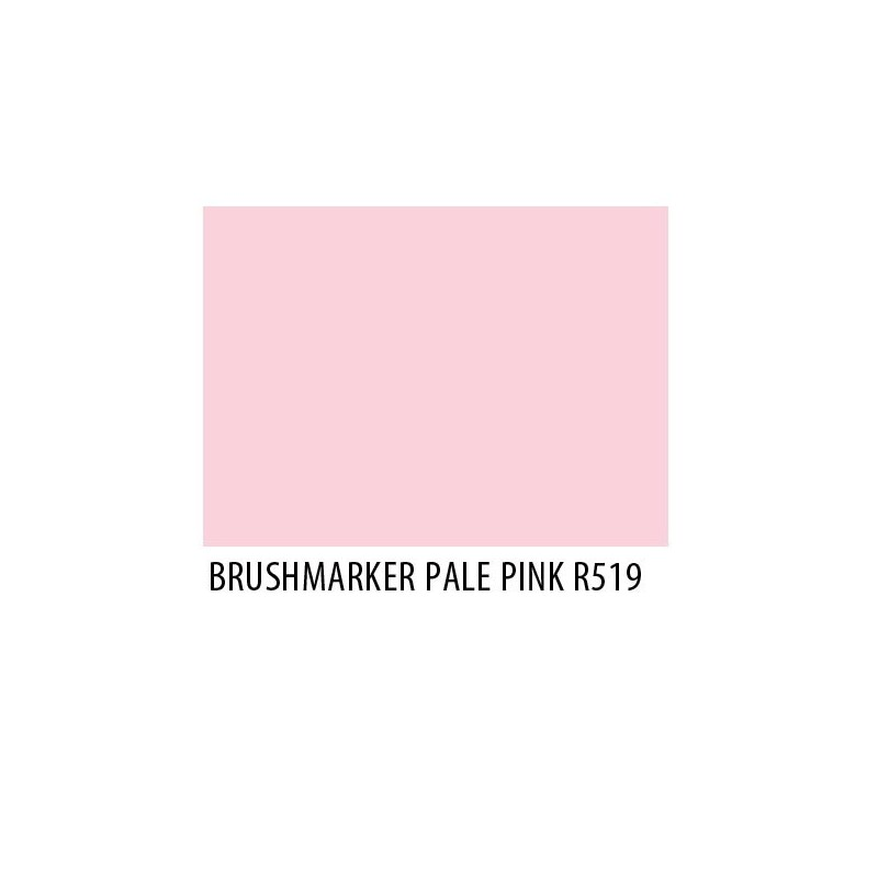 Brushmarker Pale Pink R519
