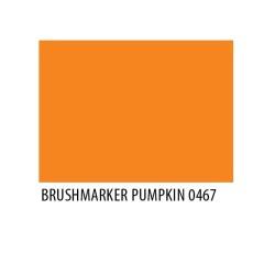 Brushmarker Pumpkin O467
