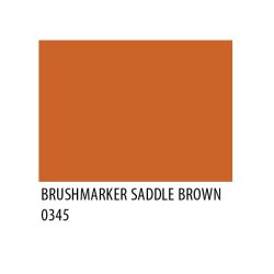 Brushmarker Saddle Brown O345