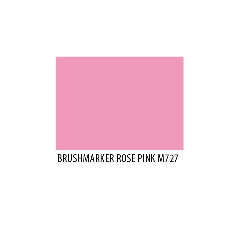 Brushmarker Rose Pink M727