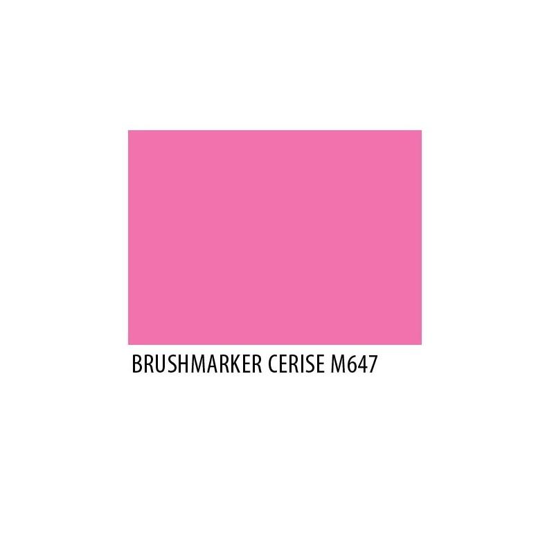 Brushmarker Cerise M647