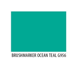 Brushmarker Ocean Teal G956