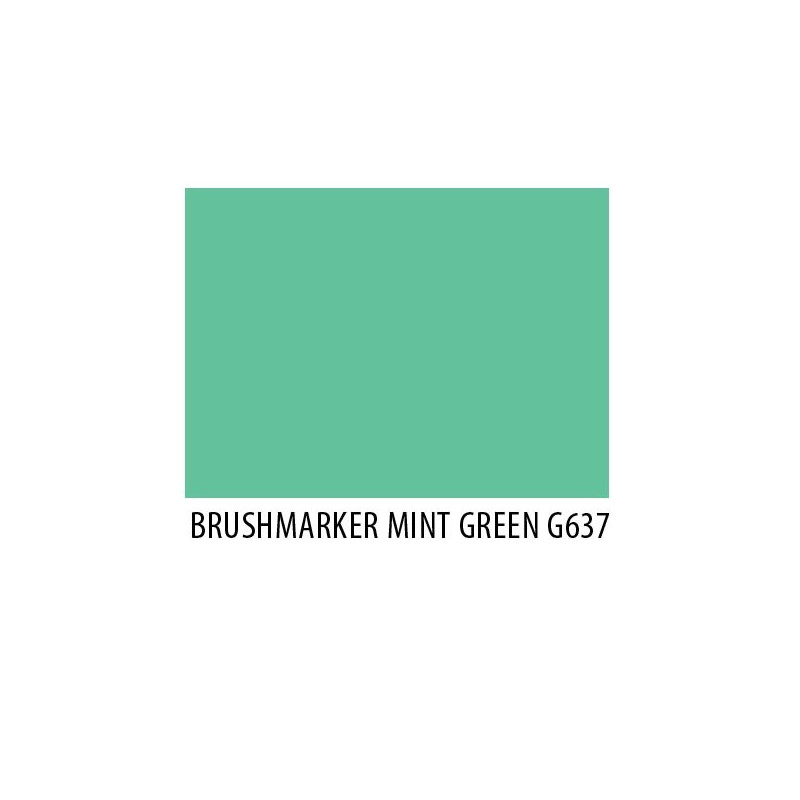 Brushmarker Mint Green G637