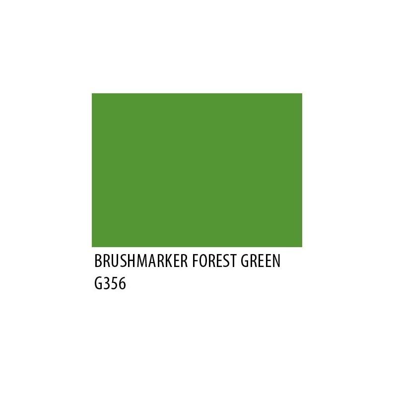 Brushmarker Forest Green G356
