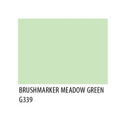 Brushmarker Meadow Green G339