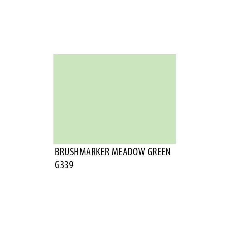 Brushmarker Meadow Green G339