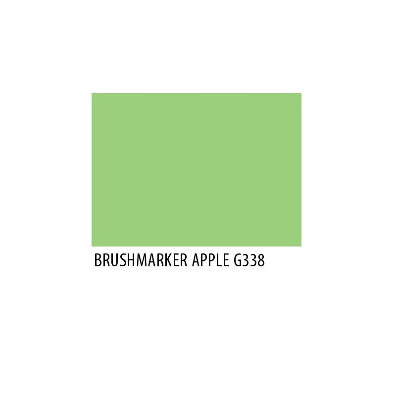 Brushmarker Apple G338