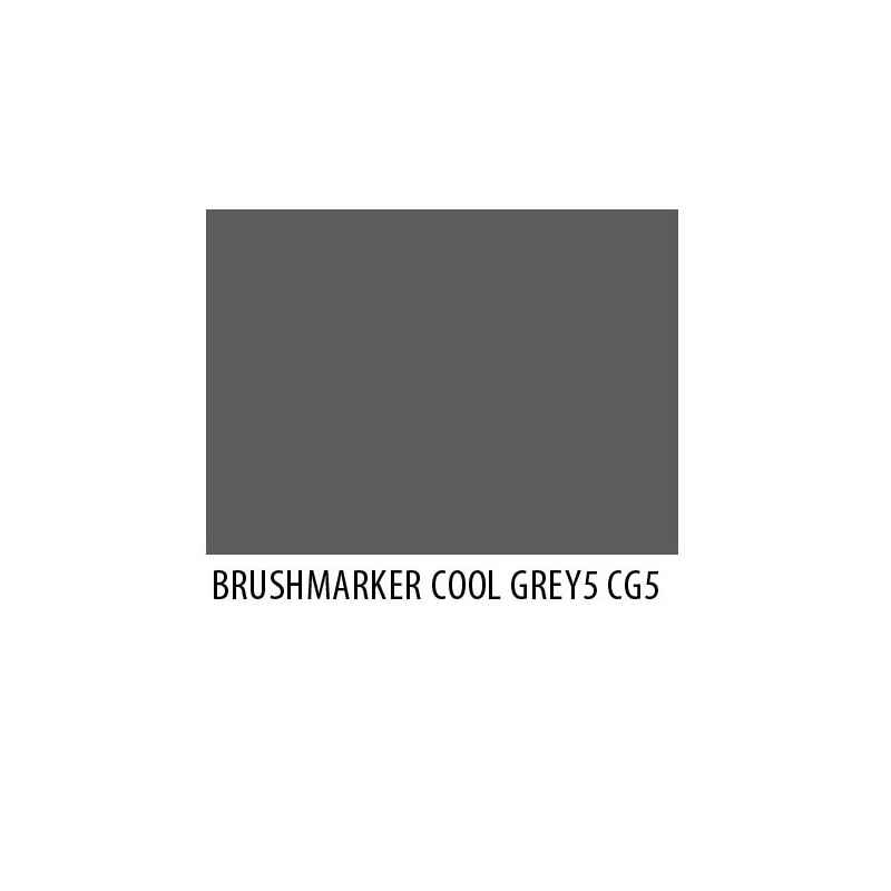 Brushmarker Cool Grey 5 CG5