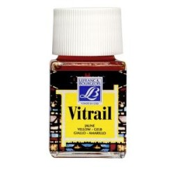 199 - Lefranc Vitrail Giallo