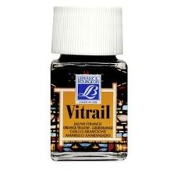 231 - Lefranc Vitrail Giallo Arancio