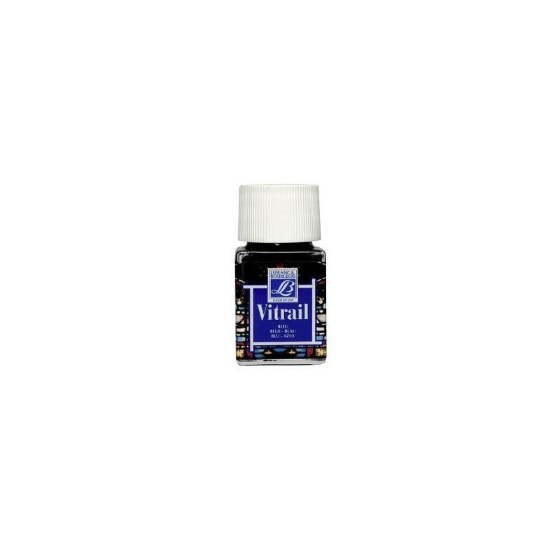 025 - Lefranc Vitrail Blu