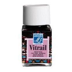 374 - Lefranc Vitrail Rosa Antico