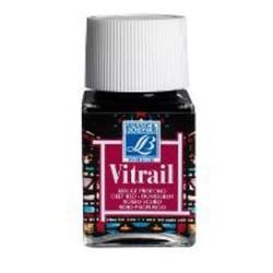 466 - Lefranc Vitrail Rosso Scuro
