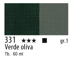 331 - Maimeri Brera Acrylic Verde oliva