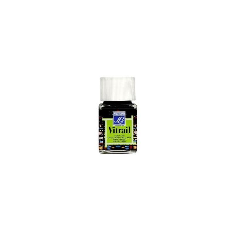 556 - Lefranc Vitrail Verde Chiaro