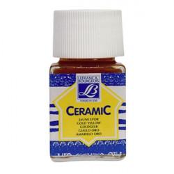 176 - Lefranc Ceramic Giallo Oro