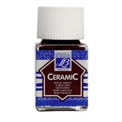 377 - Lefranc Ceramic Rosso Granata