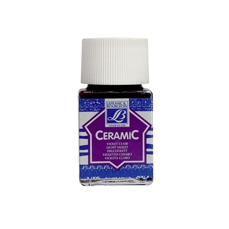 623 - Lefranc Ceramic Violetto Chiaro