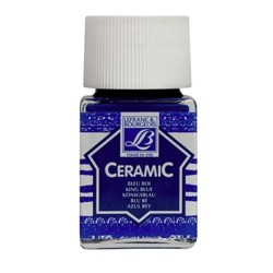 051 - Lefranc Ceramic Blu Re