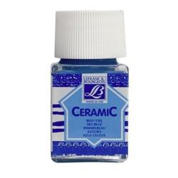 028 - Lefranc Ceramic Azzurro