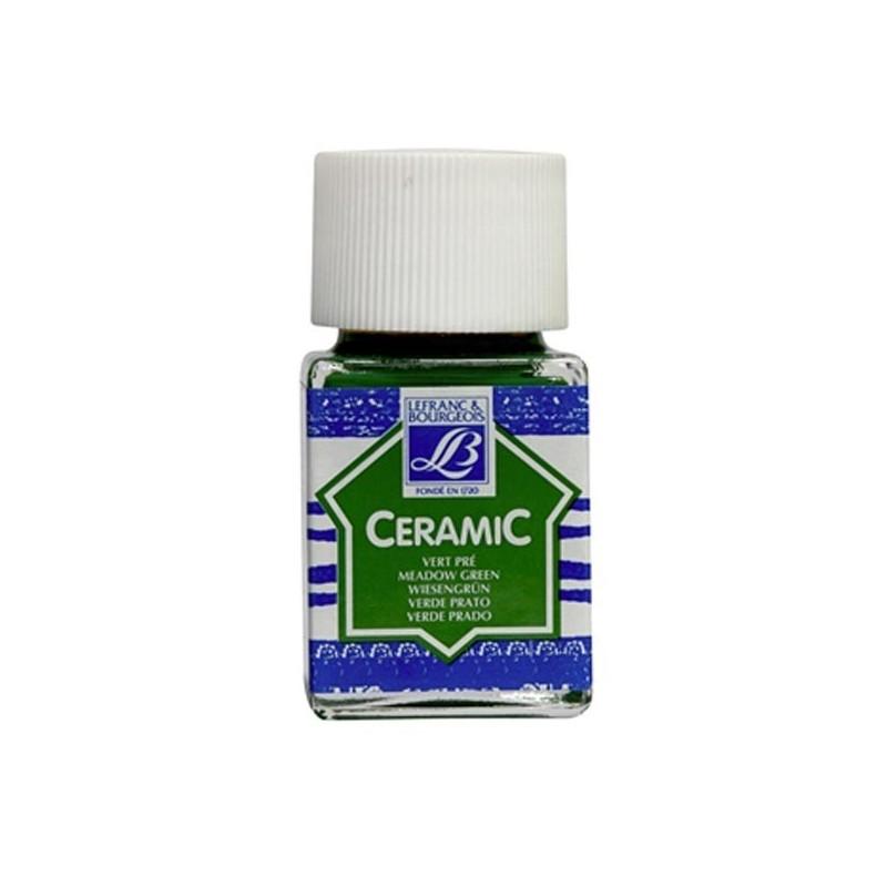 543 - Lefranc Ceramic Verde Prato