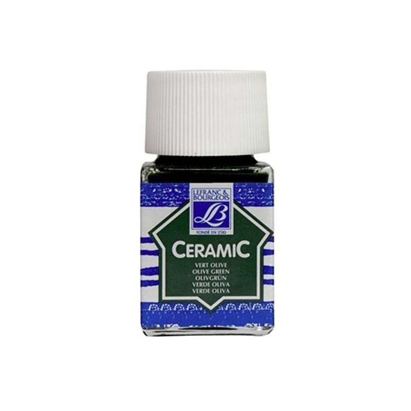 541 - Lefranc Ceramic Verde Oliva
