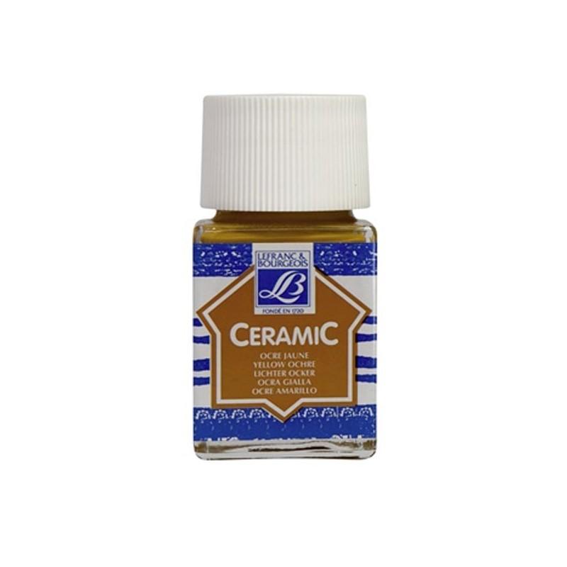 302 - Lefranc Ceramic Ocra Gialla