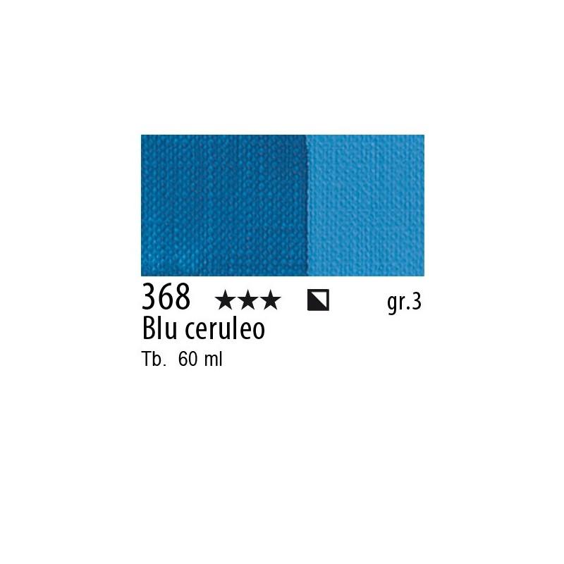 368 - Maimeri Brera Acrylic Blu ceruleo