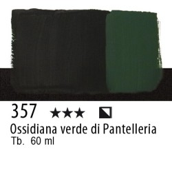 357 - Maimeri Grezzi del Mediterraneo Ossidiana Verde di Pantelleria