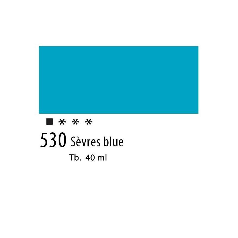 530 - Olio Van Gogh Blu chiaro
