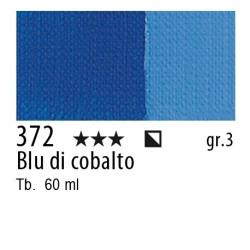 372 - Maimeri Brera Acrylic Blu di cobalto