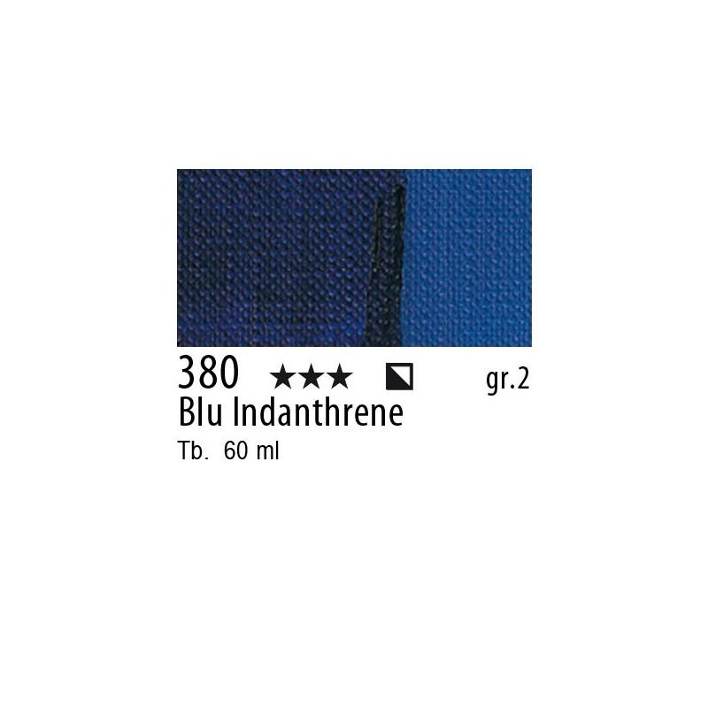 380 - Maimeri Brera Acrylic Blu indanthrene