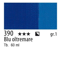 390 - Maimeri Brera Acrylic Blu oltremare