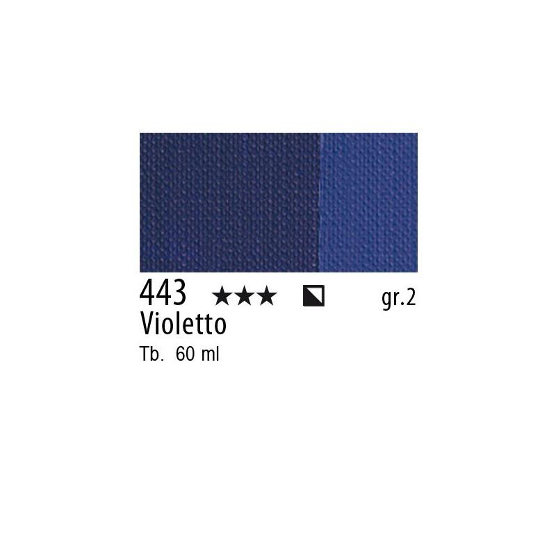 443 - Maimeri Brera Acrylic Violetto