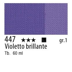 447 - Maimeri Brera Acrylic Violetto brillante