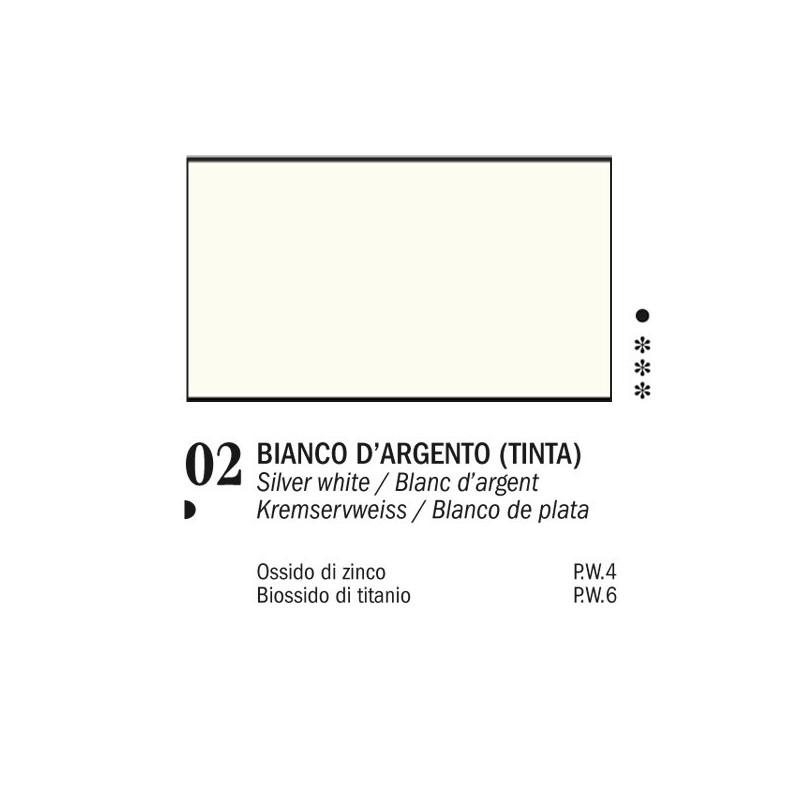 02 - Ferrario Olio Van Dyck Bianco d'argento (tinta)