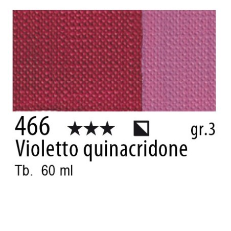 466 - Maimeri Brera Acrylic Violetto quinacridone