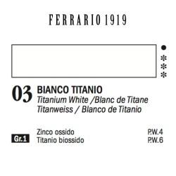 003 - Ferrario Olio 1919 Bianco titanio