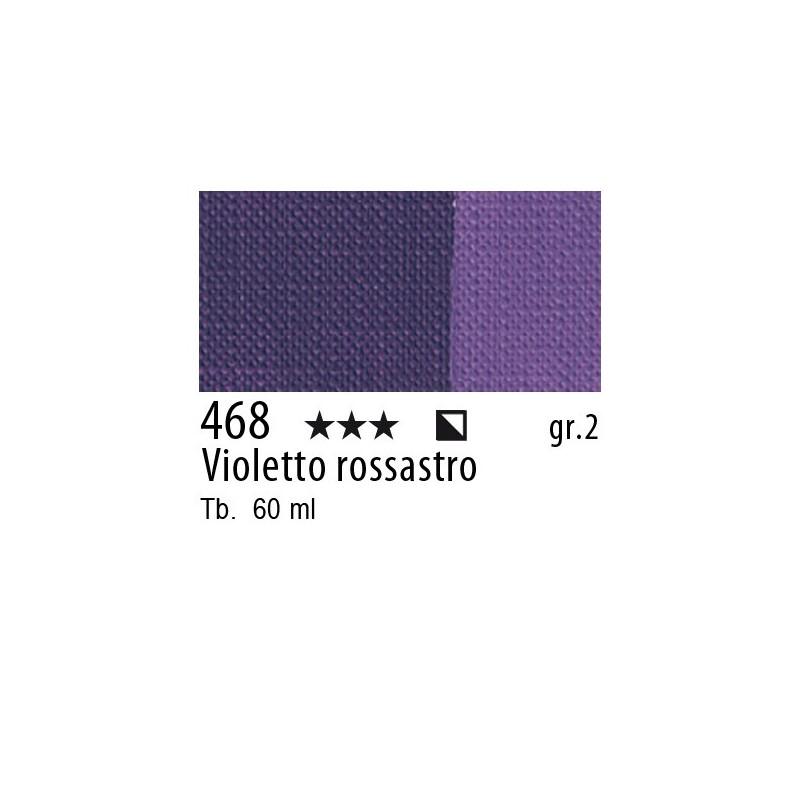 468 - Maimeri Brera Acrylic Violetto rossastro