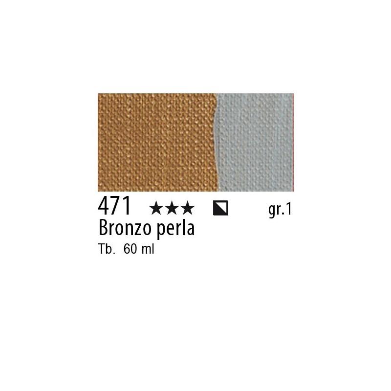 471 - Maimeri Brera Acrylic Bronzo perla
