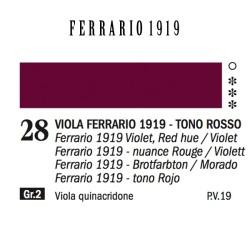 028 - Ferrario Olio 1919 Viola ferrario 1919 (tono rosso)
