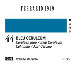 044 - Ferrario Olio 1919 Bleu ceruleum
