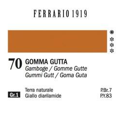 070 - Ferrario Olio 1919 Gomma gutta