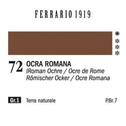 072 - Ferrario Olio 1919 Ocra romana