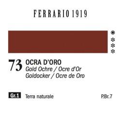 073 - Ferrario Olio 1919 Ocra d'oro
