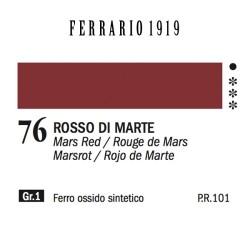076 - Ferrario Olio 1919 Rosso di marte