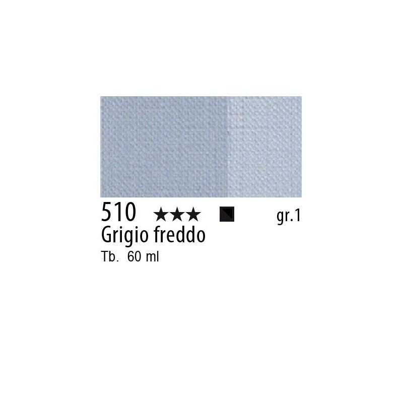 510 - Maimeri Brera Acrylic Grigio freddo