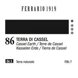 086 - Ferrario Olio 1919 Terra di cassel